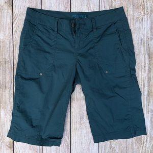 Prana | Cargo Shorts | Blue | Women's Size 2